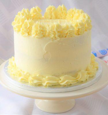 enticing lemon cake