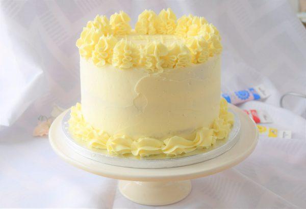 enticing lemon cake